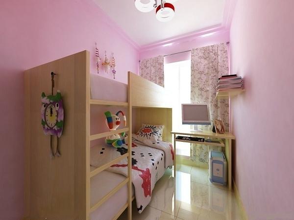 2013儿童房装修效果图